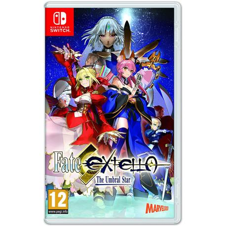 Fate Extella The Umbral Star NDSW-24419