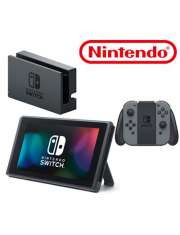 Nintendo Switch Console Gray Joy-Con-24498
