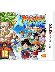 Dragon Ball Fusions Nintendo 3DS-24460