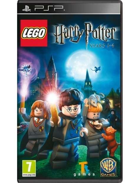 LEGO Harry Potter lata 1-4 PSP-24414