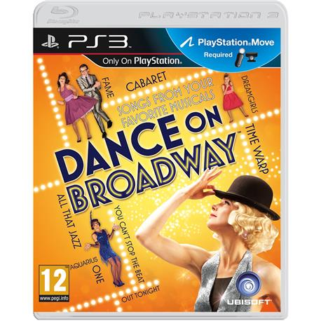 Dance On Broadway PS3-25091