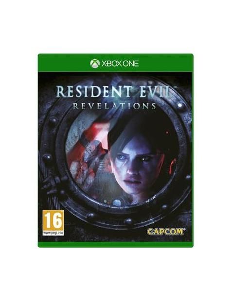 Resident Evil Revelations Xone-25273
