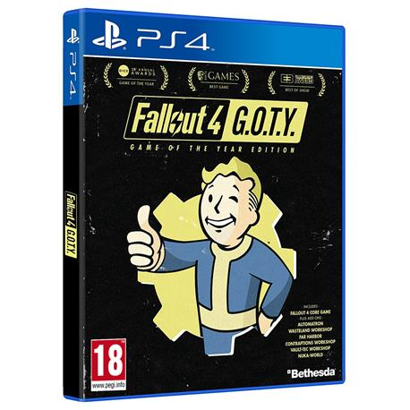 Fallout 4 Game of the Year Edition PS4-25324