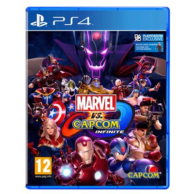Marvel Vs Capcom Infinite PS4-25330