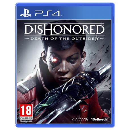 Dishonored Death of the Outsider PS4-25336