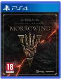 The Elder Scrolls Online Morrowind PS4