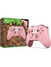 Microsoft Xbox One S Wireless Controller Pig Minec-25546
