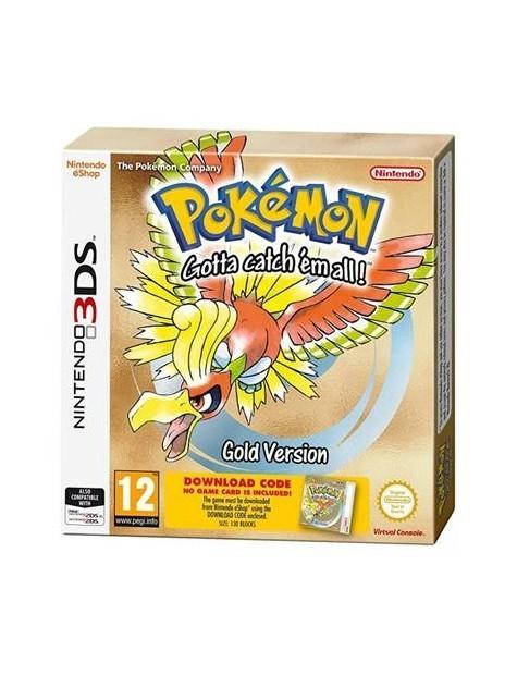 Pokemon Gold DCC 3DS-25748
