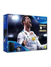 PlayStation 4 500Gb Slim Black   FIFA 18-25910
