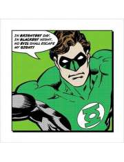 Zielona Latarnia Green Lantern Brightest Day - plakat premium