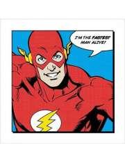 Flash Fastest Man Alive - plakat premium