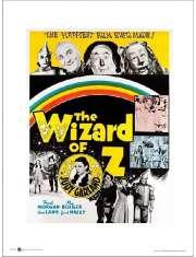 The Wizard of Oz Happiest Film - plakat premium