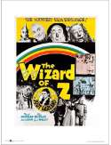 The Wizard of Oz Happiest Film - plakat premium