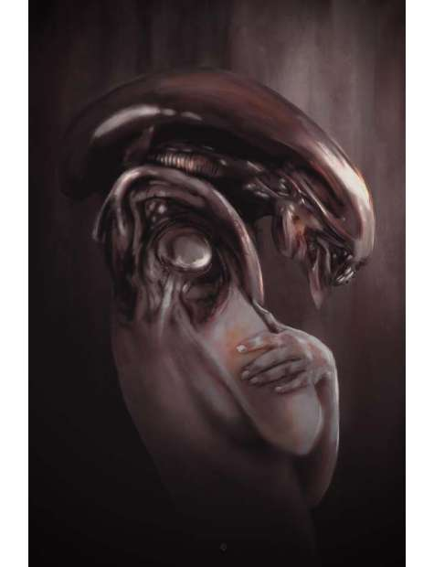 Alien - plakat premium