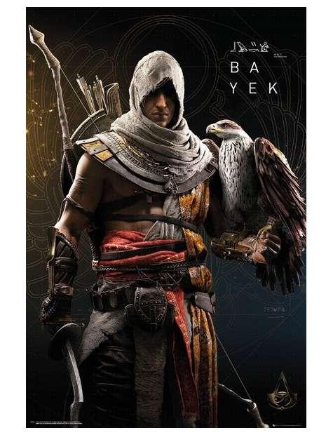 Assassins Creed Origins - plakat