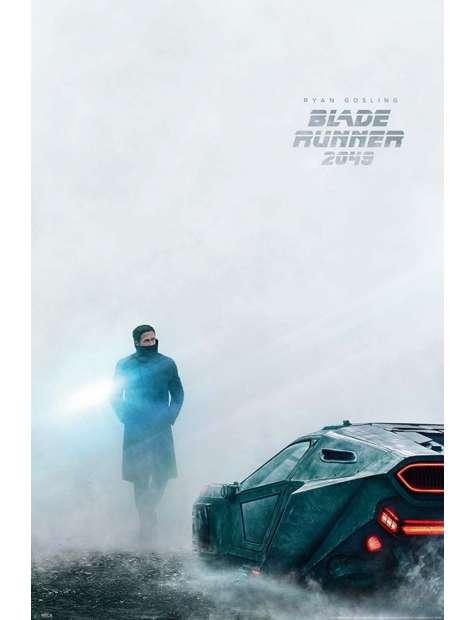 Blade Runner 2049 - plakat z filmu