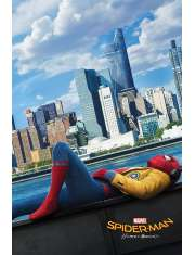 SpiderMan Homecoming - plakat filmowy