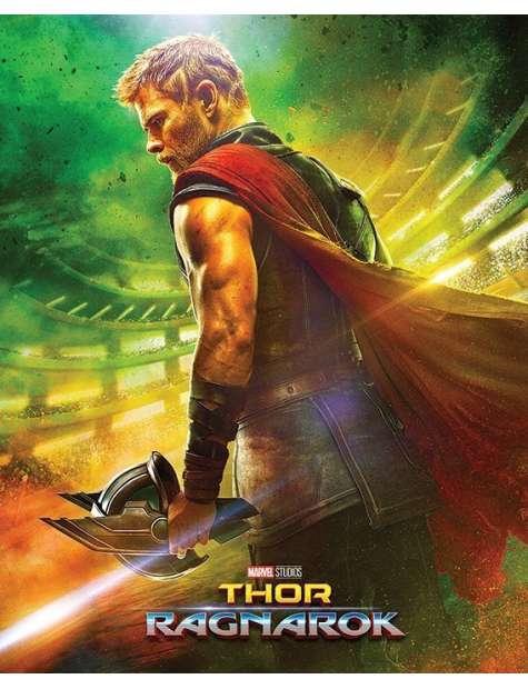 Thor Ragnarok - plakat