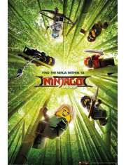 LEGO® Ninjago Movie - plakat
