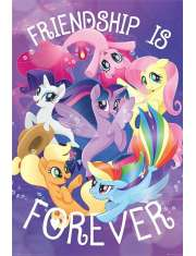 My Little Pony Movie Friendship is Forever - plakat