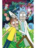 Rick and Morty Watch - plakat