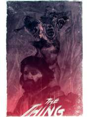 The Thing - plakat premium