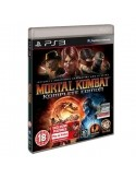 Mortal Kombat Kompletna Edycja PS3