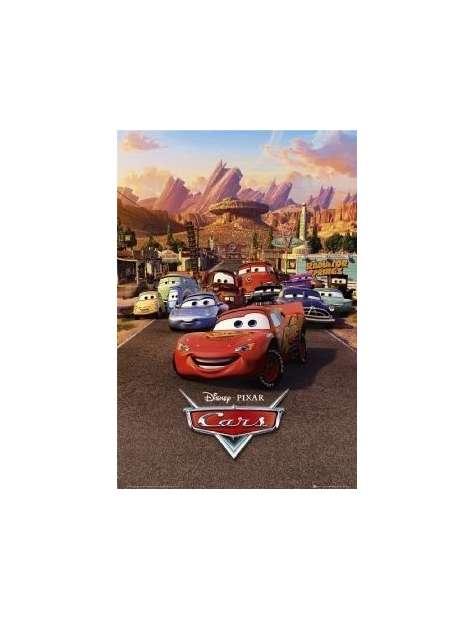 Auta - Disney Cars - one sheet - plakat