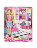 Lalka Barbie Ze Szczeniaczkami DJR56 Mattel