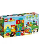 Klocki Lego Duplo 10847 Pociąg z Cyferkami