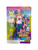 Barbie Video Game Hero W Świecie Gier DTV96 Mattel