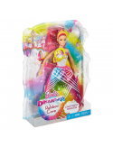 Barbie Tęczowa Księżniczka ze Światełkami DPP90