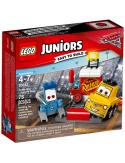 Klocki Lego Juniors 10732 Punkt Serwisowy Guido