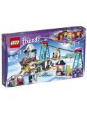 Lego Friends 41324 Wyciąg Narciarski w Zimowym Kur