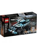 Klocki Lego Technic 42059 Kaskaderska Terenówka