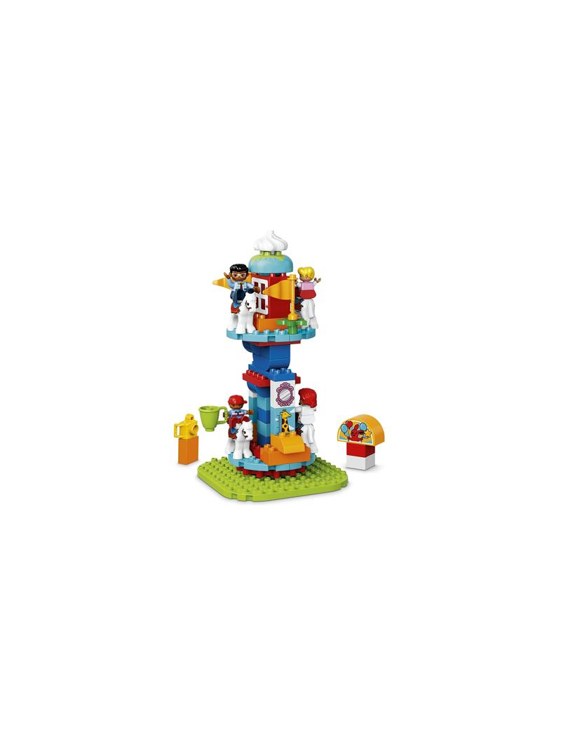 Klocki Lego Duplo 10841 Wesołe Miasteczko Karuzela