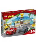 Klocki Lego Duplo 10857 Wyścig o Złoty Tłok
