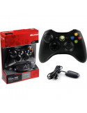 Pad Microsoft Xbox 360 + adapter PC JR9-00010