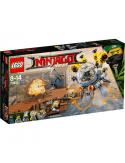 Klocki Lego Ninjago 70610 Movie Latająca Meduza