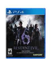 Resident Evil 6 PS4-7064
