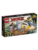Klocki Lego Ninjago70609 Movie Bombowiec Manta Ray