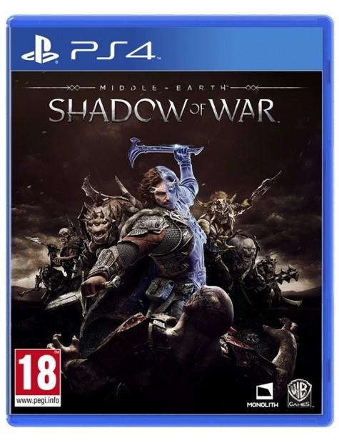Śródziemie Cień Wojny PS4-27875