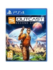 Outcast Second Contact PS4-27890
