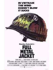 Full Metal Jacket - plakat