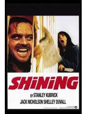 Lśnienie - Stanley Kubrick - plakat