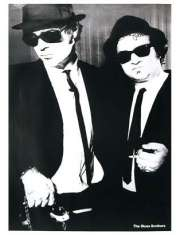 Blues Brothers - plakat
