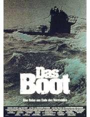 Okręt Das Boot - plakat