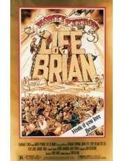 Żywot Briana Monty Python - plakat