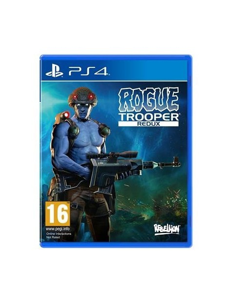 Rogue Trooper Redux PS4-27906