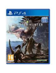 Monster Hunter World PS4-28061